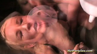 sexy gangbang bukkake teens first deepthroat orgy