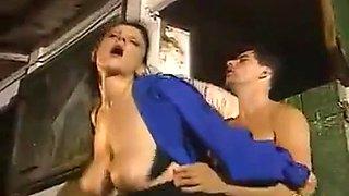 Joy Karin Classic scene