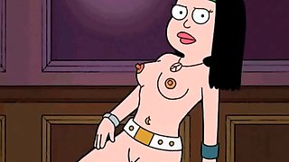 Hayley Smith vs Meg Griffin sex