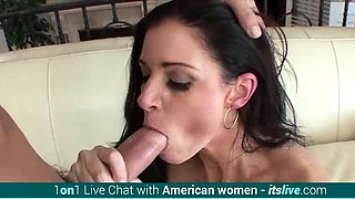 Auntie India Summer Gets Cocked By A Horny Nephew