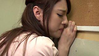 Amazing Japanese whore Jun Aizawa in Best masturbation, dildos/toys JAV video