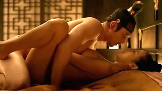 Hot compilation of romantic Korean hardcore sex