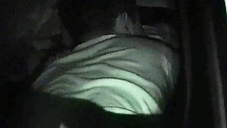 Car Seat Fucking At Night