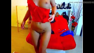 Mixed milf squirting with toy in pussy