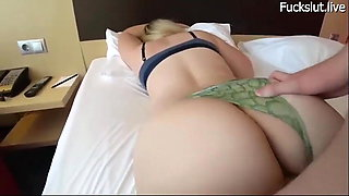 Busty Big Ass Wife Gets Fucked In The Morning