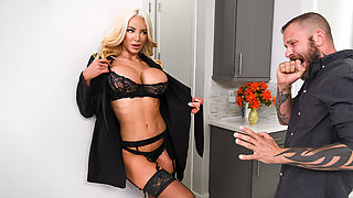 An Intense Affair Free Video With Nicolette Shea - BRAZZERS