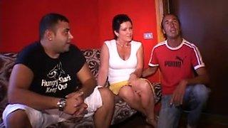 Italian porn film featuring hot group sex scenes