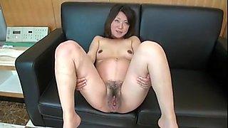 Pregnant Asian
