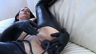 Hot Erotic Seductive Fetish Latex Roleplay