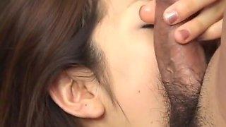 Rina Himekawa Asian schoolgirl and sex
