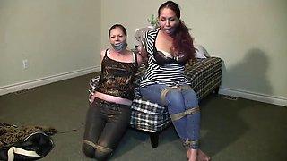 ariyana and riley