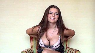 Marina Visconti, double penetration pour son casting