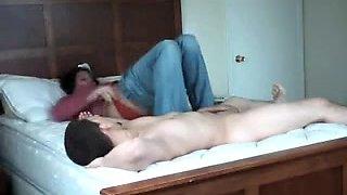 Sexy brunette hair mother i'd like to fuck gangbanged on hidden webcam