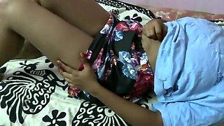 Hot Telugu Aunty Homemade