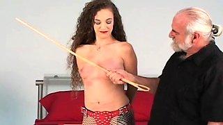 Undressed doll fetish thraldom sex scenes with older man