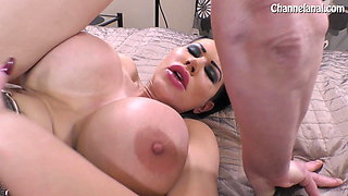 Analsex only with Swedish girl Sanna Rough