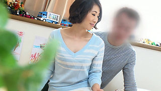Japanese Housewife Penetrated