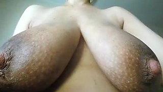 My milk boobs