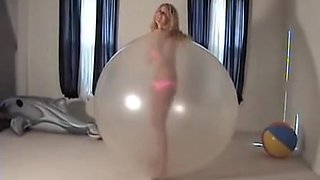 Latex ballon bondage Video - moelker100 - MyVideo.