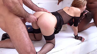Skinny MILF Chanel Shows How Nasty Crazy She Can Be